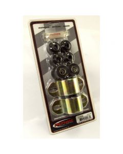 Swaybar Bushing Kit Blk 28mm; 84-01 Cherokee(XJ)