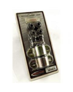 Swaybar Bushing Kit Blk 23mm; 84-01 Cherokee(XJ)
