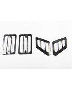 Euro Style Turn Signal&Side Marker Guard97-06(TJ)