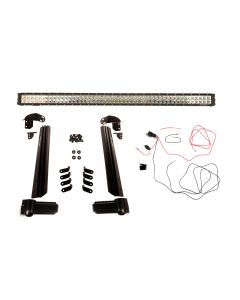"Fast Track 50"" Light Bar Kit; 07-18 Jeep Wrangler"