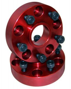 Wheel Spacers, 1.5 Inch, 07-18 Jeep Wrangler JK