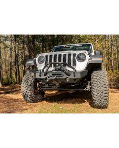 HD Bumper, Stubby, Front; 07-18 JK, 18-19 JL, 2020 JT