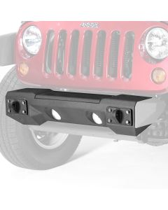 All Terrain Front Steel Bumper 07-18 Wrangler JK