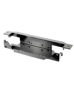 Winch Plate, Stamped Bumper; 13-18 Jeep Wrangler