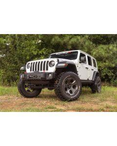Spartacus Stubby Bumper; 18-20 Jeep JL/JT
