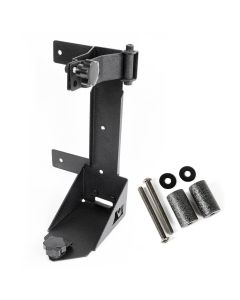 Off-Road Jack Mounting Bracket Kit; 07-18 JK/JKU