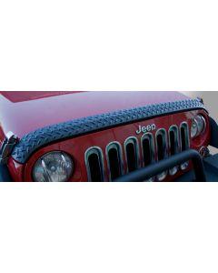 Hood Guard, Body Armor, 07-18 Jeep Wrangler