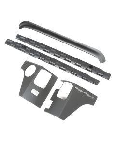 5-Piece Body Armor Kit, 2-Door, Smooth, 07-18 JK