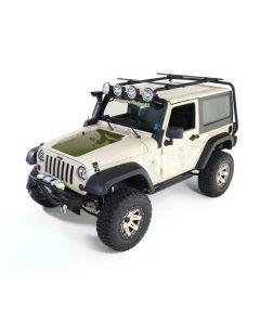 Roof Rack, 07-18 Jeep 2-Door Wrangler