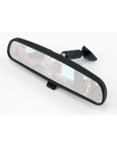 Interior Rear View Mirror; 72-02 Jeep CJ/Wrangler YJ/TJ