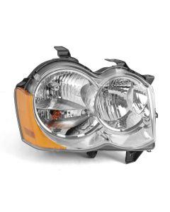 RH Headlight Without Fog Lights 05-10 Cherokee(WK)