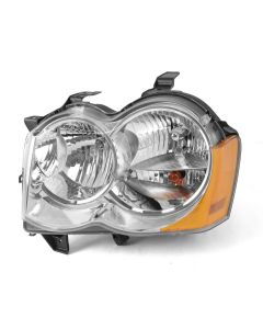 LH Headlight Without Fog Lights 05-10 Cherokee(WK)