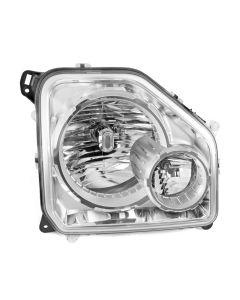 LH Headlight With Fog Light, 08-10 Liberty (KK)s