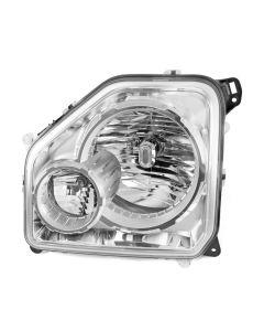 RH Headlight With Fog Light, 08-10 Liberty (KK)s