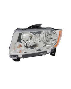 Headlight Assembly Left 11-13 Grand Cherokee (WK2)