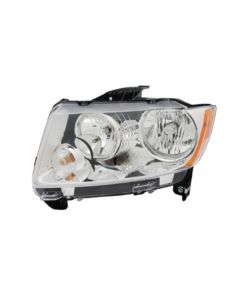 Headlight Assembly, Left, 11-14 Jeep Compass