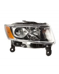 Headlight Assembly, Right; 14-16 Jeep Cherokee