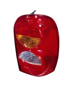 Left Tail Lamp, 02-04 Jeep Liberty (KJ)