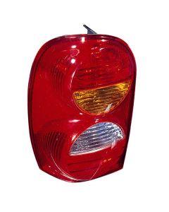 Right Tail Lamp, 02-04 Jeep Liberty (KJ)