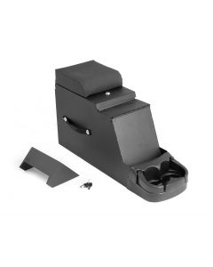 Stereo Security Console, Blk, 76-95 CJ & Wrangler
