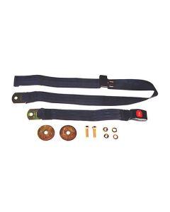 Seat Belt, 2 Point, 60 Inch Long; 41-95 Jeep CJ/Wrangler YJ