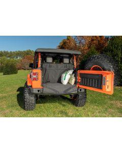 C3 Cargo Cover; 18-19 Jeep Wrangler JL, 2 Door