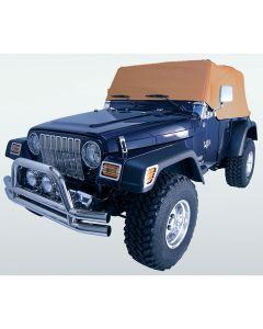 Cab Cover, Spice, 92-06 Jeep Wrangler