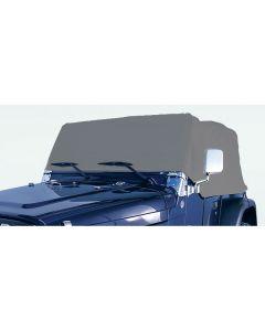 Deluxe Cab Cover, 76-06 Jeep CJ & Wrangler