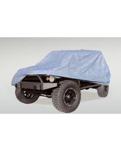 HD Full Car Cover, 55-06 Jeep CJ & Wrangler