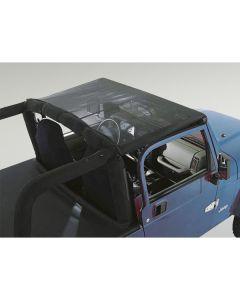 Mesh Summer Brief, 97-06 Jeep Wrangler