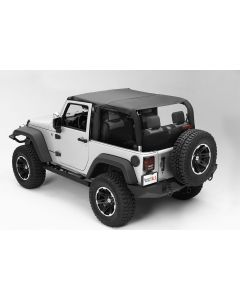 Pocket Island Topper Blk Diamond 10-18 JK