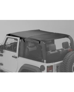 Montana Pocket Island Topper, Blk; 10-18 JK 2 Door