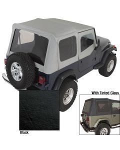 S-Top Door Skins Blk Tinted Windows 88-95(YJ)