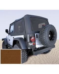 S-Top Door Skins Dark Tan Tinted Windows 97-02(TJ)
