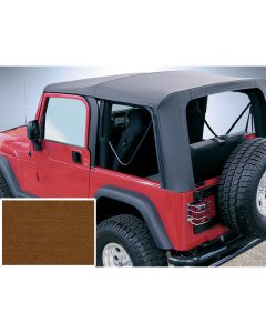 S-Top Dark Tan Tinted Windows 97-02(TJ)