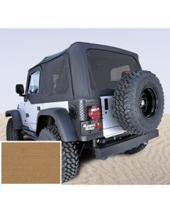 Soft Top Spice Tinted Windows 97-02 Wrangler TJ