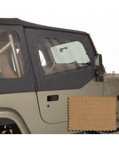 Door Skins, Spice, 88-95 Jeep Wrangler YJ