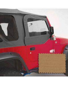 Door Skins, Spice, 97-06 Jeep Wrangler