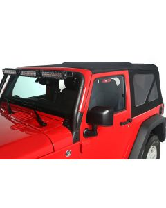 Replacement Top, Black Diamond, 10-18 2-Door JK