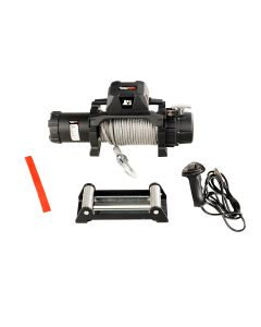 Trekker C10 Winch, 10,000lb Cable Wired