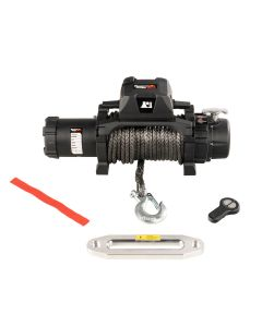 Trekker S12.5 Winch, 12,500lb Rope Wireless