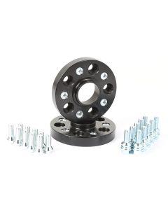 Wheel Spacer, Black, 1 Inch/25 mm, 10-15 VW Amarok