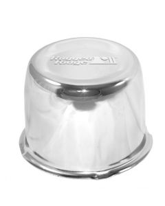 Wheel Center Cap, Chrome, Rugged Ridge