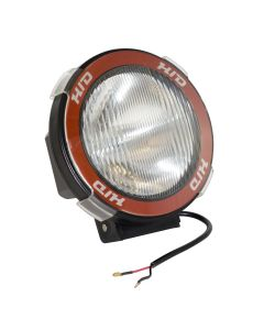 5-In Round HID Offroad Light Blk Composite Housing