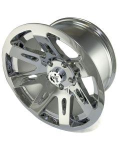 XHD Wheel, Chrome, 17X9 5 on 5