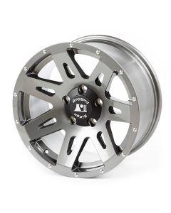 XHD Wheel, Gun Metal, 17x8.5; 07-18 JK/JKU