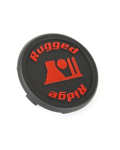Wheel Center Cap, 17x9, Rugged Ridge