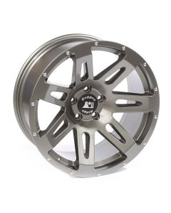 XHD Wheel, Gun Metal, 20-Inch x 9 Inch; JK/JL/JT