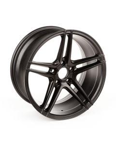 5 Spoke, Black ,Aluminum Wheel; 14-18 Renegade BU