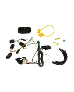 Trailer Wiring Harness; 18-19 Jeep Wrangler JL